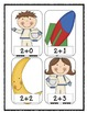 Out of This World Addition BANG! {Fluency Game for Sums to 10}
