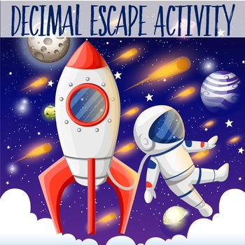 Out of This World Decimal Escape - A Decimal Breakout Project