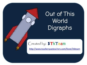 Out of This World Digraphs