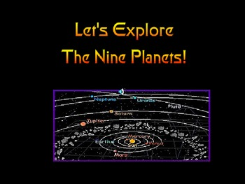 Out of This World! Learning about the Planets