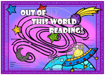 Out of This World Reading!