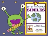 Out of This World Similes