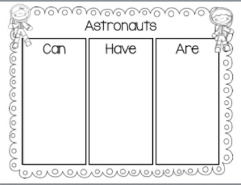 Out of This World!  Space Themed Math and Literacy Activities