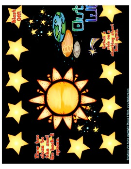 Out of This World! -blends, digraph, silent e for the Common Core classroom