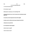 Out of the Dust Close Reading Questions Pages 193-227