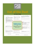 Out of the Dust Complete Literature and Grammar Unit