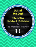 Out of the Dust Interactive Literature and Grammar Noteboo