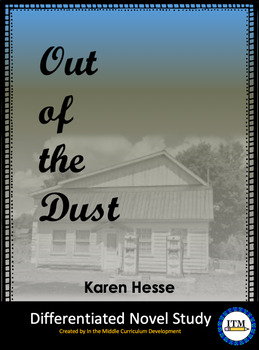 """Out of the Dust"" Novel Study"