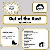 Out of the Dust Novel Study