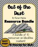 Out of the Dust Resource Bundle