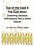 Out of the Dust & The Dust Bowl - Literature & Informational Text