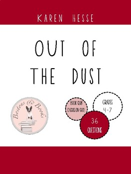 Out of the Dust by Karen Hesse Book Club Discussion Guide