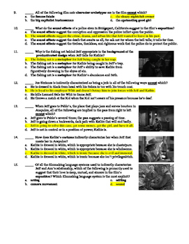 Out of the Past Film (1947) 15-Question Multiple Choice Quiz