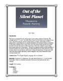 Out of the Silent Planet--Found Poetry