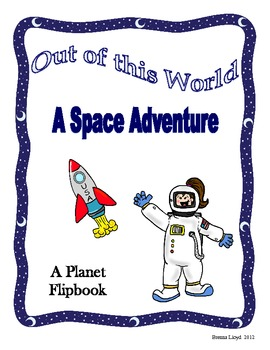 Out of this World - A Planet Flipbook
