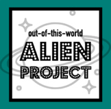 Out-of-this-World Alien Project (Space/Astronomy)