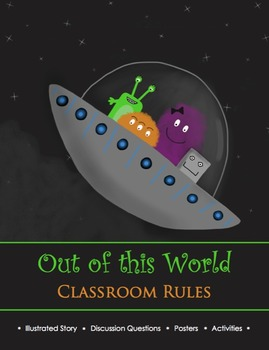 Out of this World Classroom Rules
