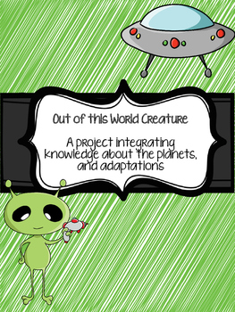 Out of this World Creature- Make an Alien Project