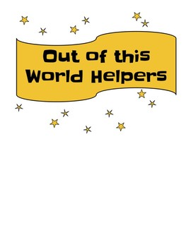 Out of this World Helpers