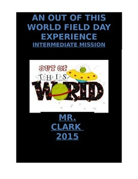 Field Day Out of this World Intermediate