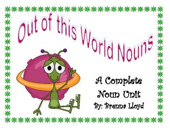 Out of this World Nouns