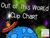 Out of this World--Space theme Clip Chart