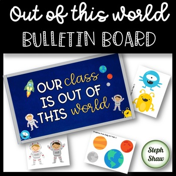 Out of this world! OUTER SPACE ~bulletin board~
