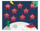 Out of this world alphabet activity mats