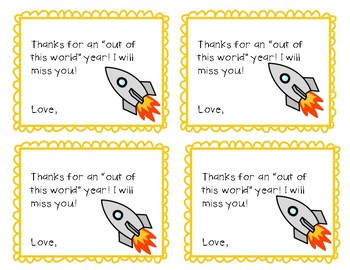 Out of this world gift for students