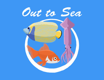 Out to Sea ClipArt