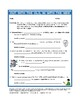 Vocabulary Practice: Fun with Context Clues (4 Pages, Answer Key Included, $3)