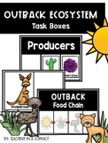 Outback Ecosystem Task Boxes