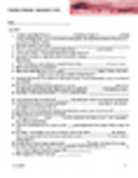 Outbreak Ebola Only (Frontline)  Video Notes Vieiwing Questions with Answer Key