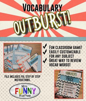 Outburst Review Game