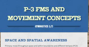 Outcome 4: P-3 Educational Gymnastics