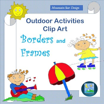 Outdoor Activities . Bundle