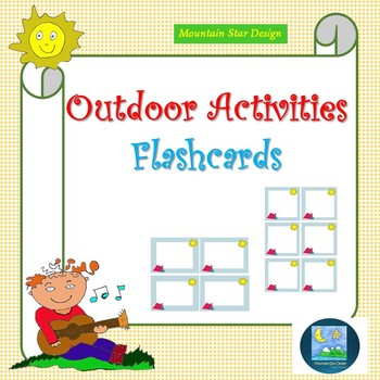 Outdoor Activities - Flashcards