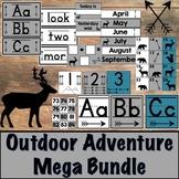 Outdoor Adventure Classroom Decor Bundle