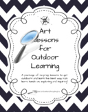 Outdoor Art Lessons