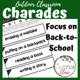 Outdoor Classroom Drama Game | Charades | Back to School