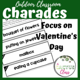 Outdoor Classroom Drama Game | Charades | Valentine's Day