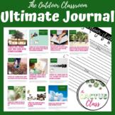 Outdoor Classroom Journal | Writing Activities #Ghost2020