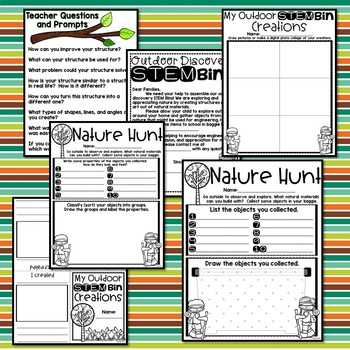 Outdoor Discovery STEM Bins™