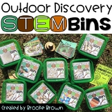 Outdoor Discovery STEM Bins® - Spring and Summer STEM
