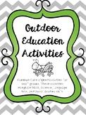Outdoor Education Activities
