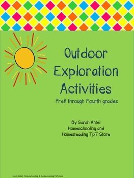 No Prep: Outdoor Exploration Activities and Games