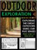 Outdoor Exploration Five Senses Writing Mini Book