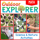 Outdoor Explorer - MATH, Science and Nature Activities