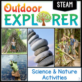 Outdoor Explorer - STEAM Science and Nature Activities