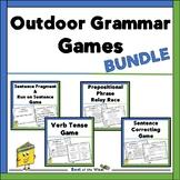 Fourth Grade Grammar Review BUNDLE